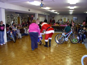 2012 Angel Tree Christmas Party